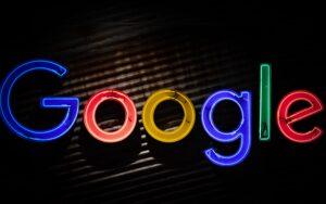 trust google sign logo